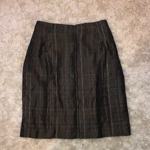 Vintage Ann Taylor skirt size 6 pencil
